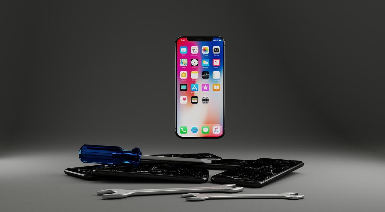 """E-book: """"Guia de ferramentas para manutenção em iphone"""""""