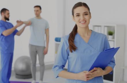 Fisioterapia: Como é o Curso e Onde estudar? (foto: internet)