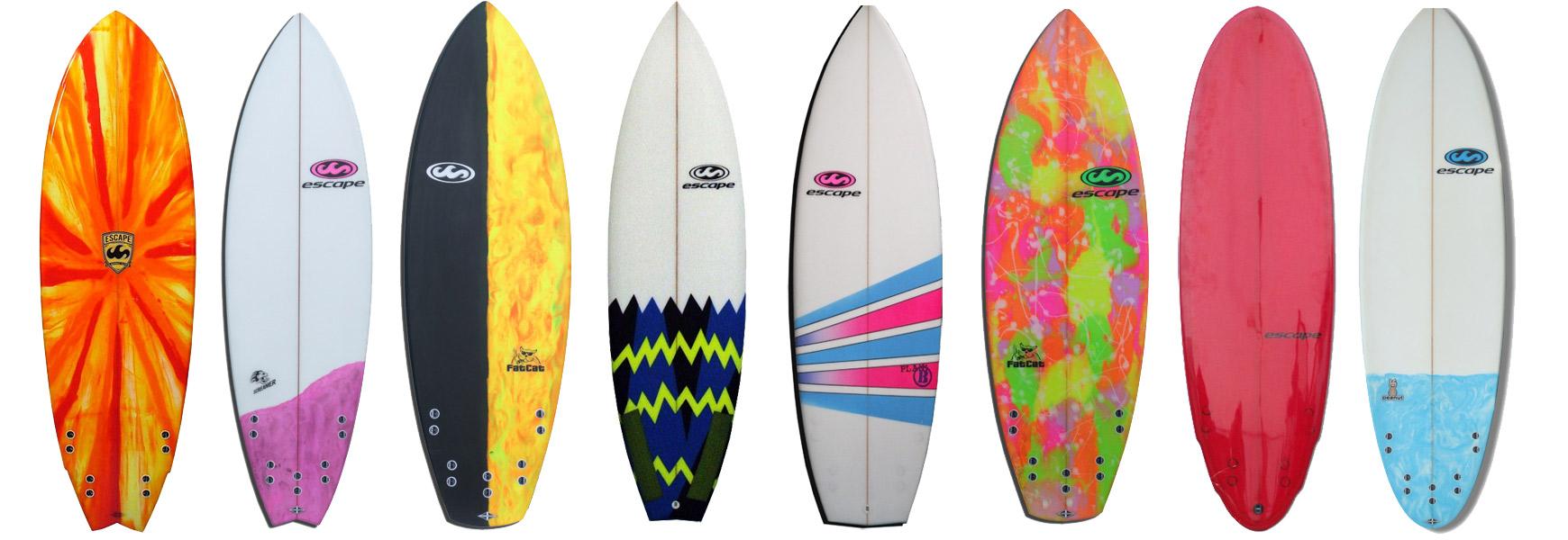 Você sabe como é feita uma Prancha de Surf?