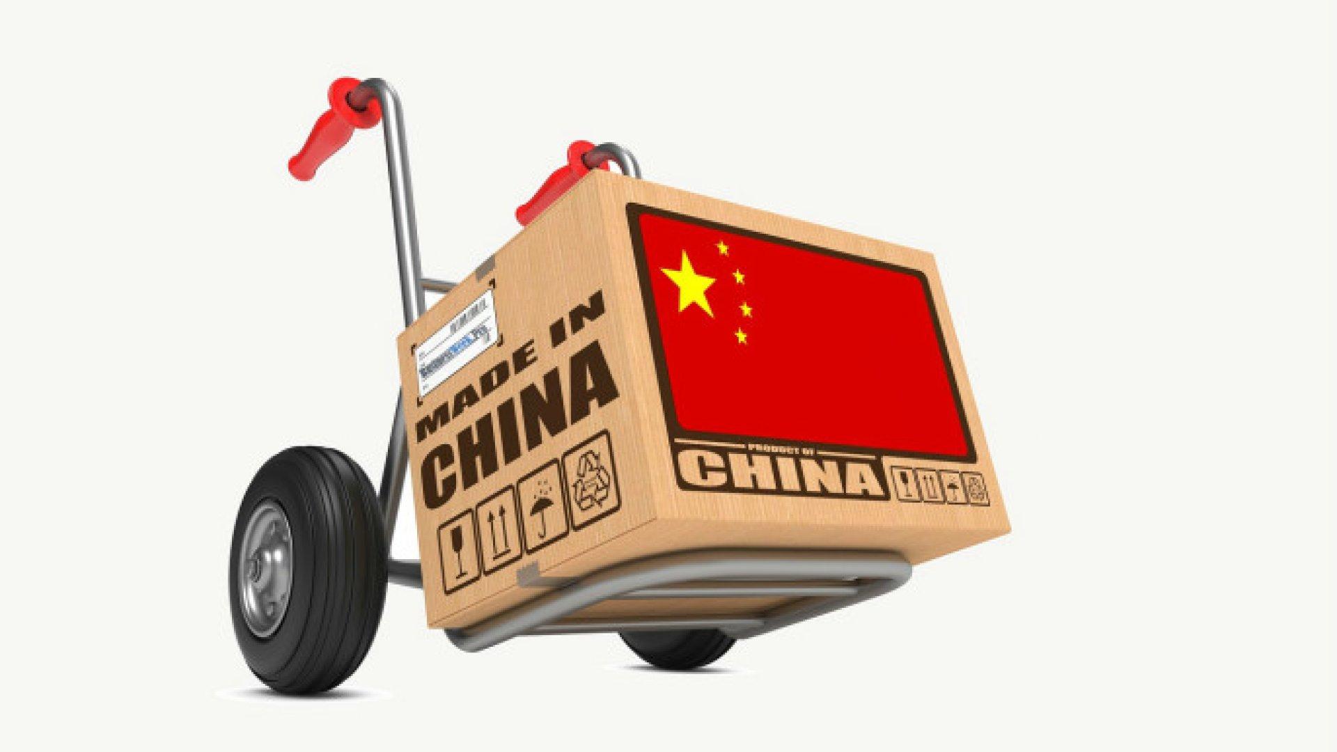 Já pensou em trabalhar revendendo produtos da China?