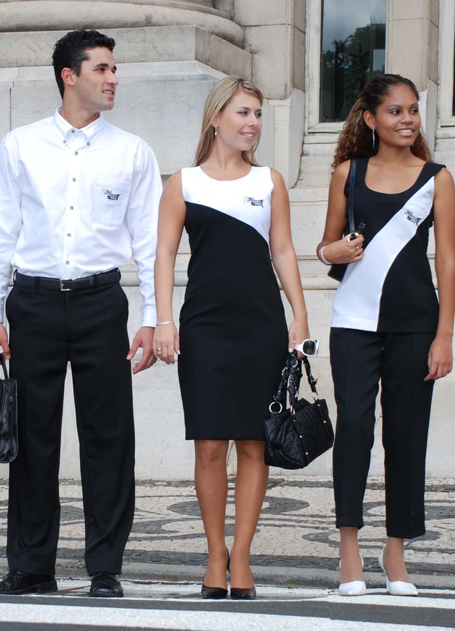 Você está usando o uniforme ideal para sua empresa?
