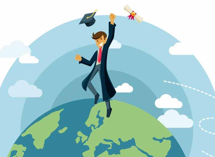 Quer estudar no exterior? Aprenda a realizar uma mudança internacional